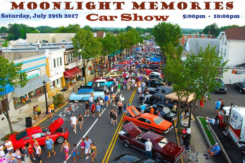 25th Annual Moonlight Memories Car Show