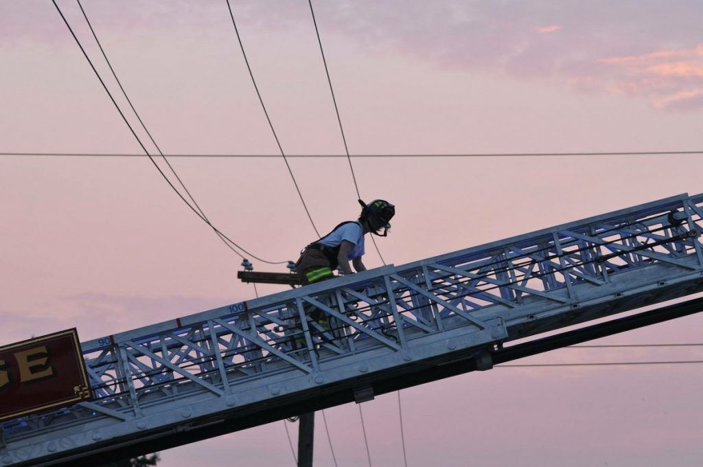 Ladder Training – 7-19-17